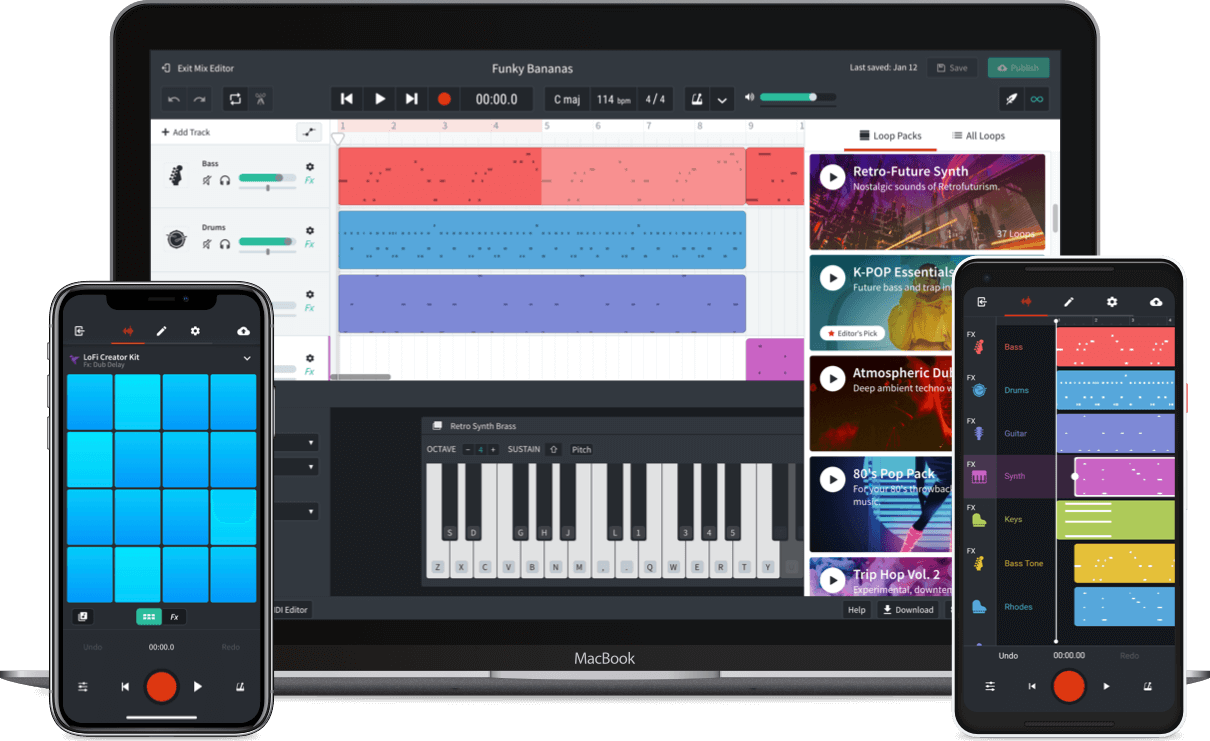 BandLab: Music Starts Here